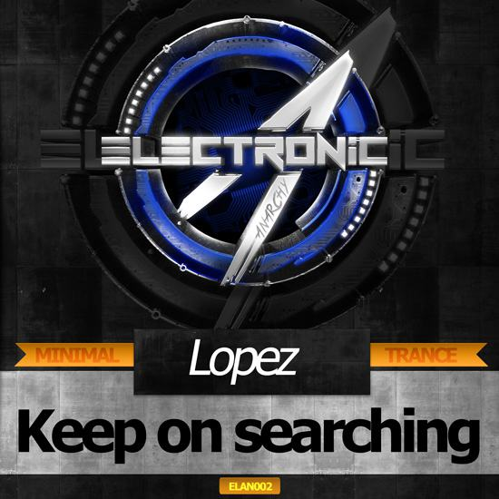 Lopez - Keep on searching [Cover]